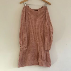 Boohoo Soft Knit Dress